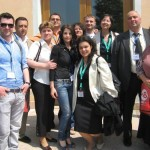 Le Scuole Dell Europa at the end, with the participants and the interpreters